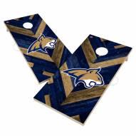 Montana State Bobcats Herringbone Cornhole Game Set