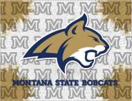 Montana State Bobcats Logo Canvas Print