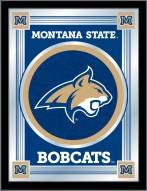 Montana State Bobcats Logo Mirror