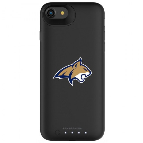 Montana State Bobcats mophie iPhone 8 Plus/7 Plus Juice Pack Air Black Case