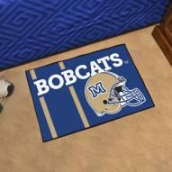 Montana State Bobcats NCAA Starter Rug