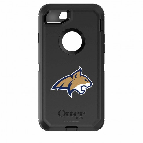 Montana State Bobcats OtterBox iPhone 8/7 Defender Black Case