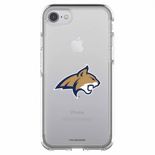 Montana State Bobcats OtterBox iPhone 8/7 Symmetry Clear Case