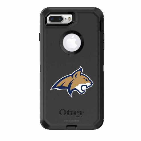 Montana State Bobcats OtterBox iPhone 8 Plus/7 Plus Defender Black Case