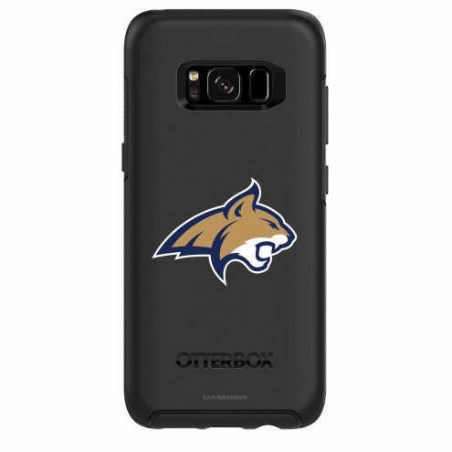 Montana State Bobcats OtterBox Samsung Galaxy S8 Symmetry Black Case