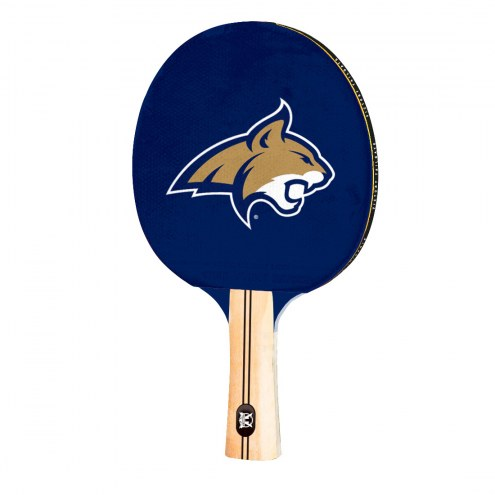 Montana State Bobcats Ping Pong Paddle
