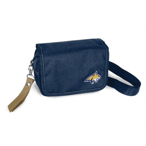 Montana State Bobcats Ribbon Waist Pack Purse