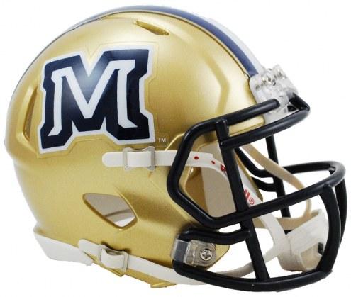 Montana State Bobcats Riddell Speed Mini Collectible Football Helmet