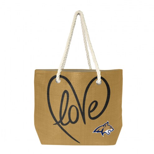 Montana State Bobcats Rope Tote