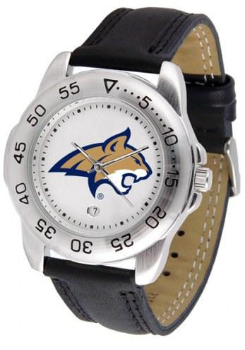 Montana State Bobcats Sport Men's Watch