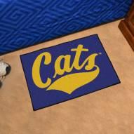 Montana State Bobcats Starter Rug