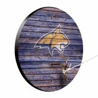 Montana State Bobcats Weathered Design Hook & Ring Game