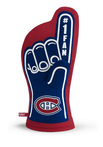 Montreal Canadiens #1 Fan Oven Mitt