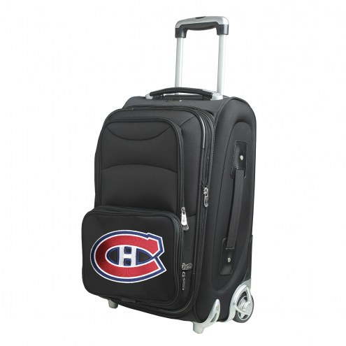 """Montreal Canadiens 21"""" Carry-On Luggage"""