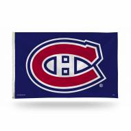 Montreal Canadiens 3' x 5' Banner Flag