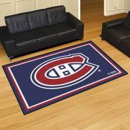 Montreal Canadiens 5' x 8' Area Rug