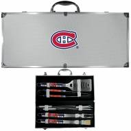 Montreal Canadiens 8 Piece Tailgater BBQ Set