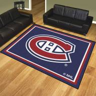 Montreal Canadiens 8' x 10' Area Rug
