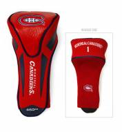 Montreal Canadiens Apex Golf Driver Headcover