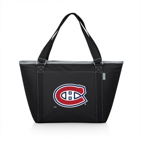 Montreal Canadiens Black Topanga Cooler Tote
