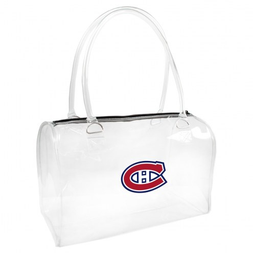 Montreal Canadiens Clear Bowler