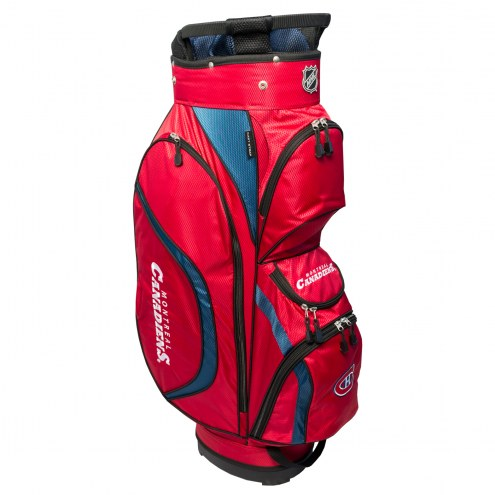 Montreal Canadiens Clubhouse Golf Cart Bag