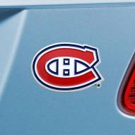 Montreal Canadiens Color Car Emblem