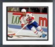 Montreal Canadiens Denis Savard Action Framed Photo