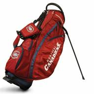 Montreal Canadiens Fairway Golf Carry Bag