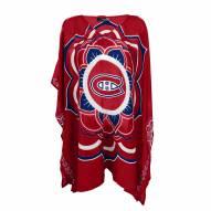 Montreal Canadiens Flower Caftan