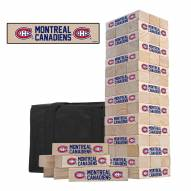 Montreal Canadiens Gameday Tumble Tower