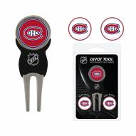 Montreal Canadiens Golf Divot Tool Pack