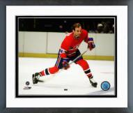 Montreal Canadiens Guy Lafleur 1979 Action Framed Photo