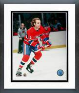 Montreal Canadiens Guy Lafleur Framed Photo
