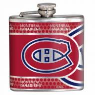 Montreal Canadiens Hi-Def Stainless Steel Flask