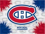 Montreal Canadiens Logo Canvas Print