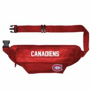 Montreal Canadiens Large Fanny Pack