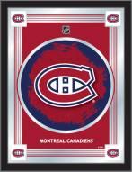 Montreal Canadiens Logo Mirror