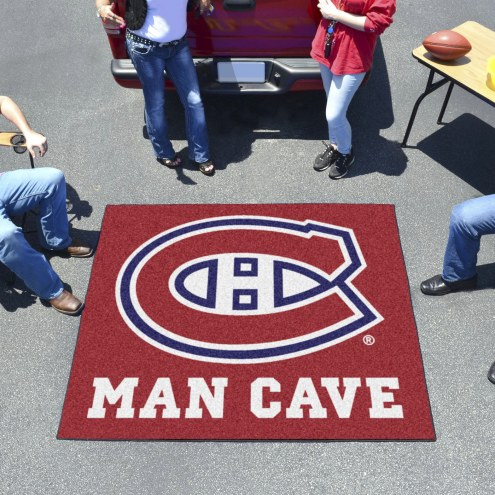Montreal Canadiens Man Cave Tailgate Mat