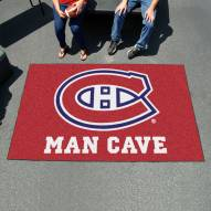 Montreal Canadiens Man Cave Ulti-Mat Rug