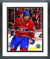 Montreal Canadiens Max Pacioretty Action Framed Photo
