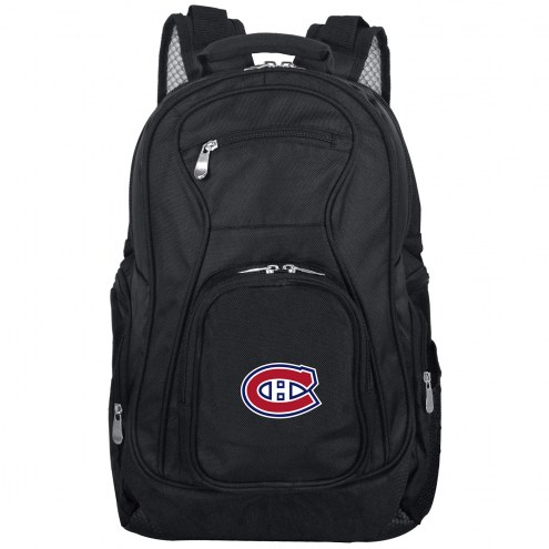 Montreal Canadiens Laptop Travel Backpack