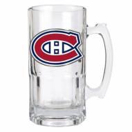 Montreal Canadiens NHL 1 Liter Glass Macho Mug