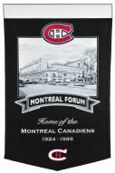 Montreal Canadiens NHL Stadium Banner
