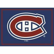 Montreal Canadiens NHL Team Spirit Area Rug