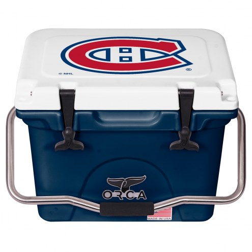 Montreal Canadiens ORCA 20 Quart Cooler