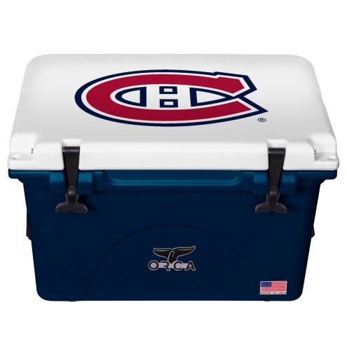 Montreal Canadiens ORCA 40 Quart Cooler