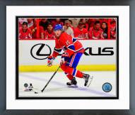Montreal Canadiens P.A. Parenteau Action Framed Photo