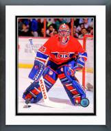 Montreal Canadiens Patrick Roy 1992 Action Framed Photo
