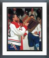 Montreal Canadiens Patrick Roy 1993 Conn Smythe Framed Photo